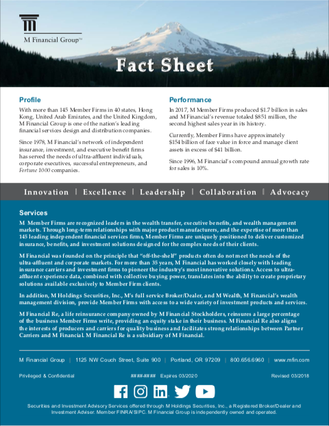 m-fact-sheet